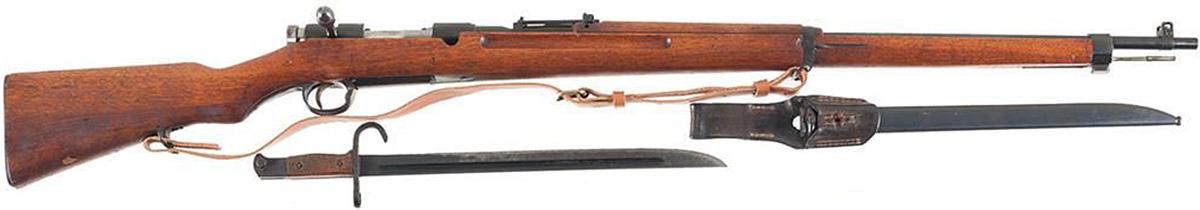 Арисака тип38, 1905 года.