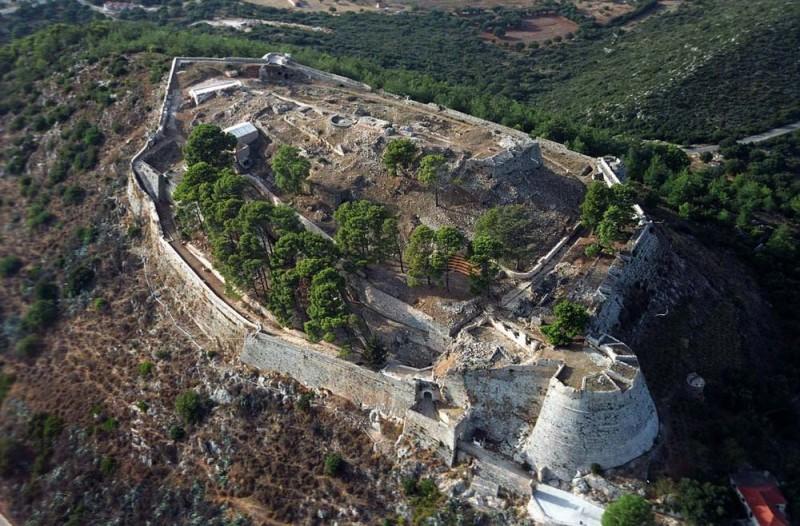 St-Georgre-Castle-car-rental-kefalonia
