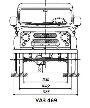 УАЗ469Б