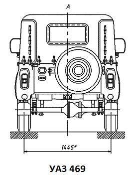 УАЗ 469А
