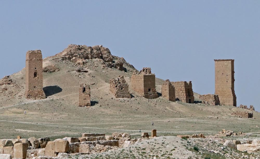 Tower_tombs_Palmyra