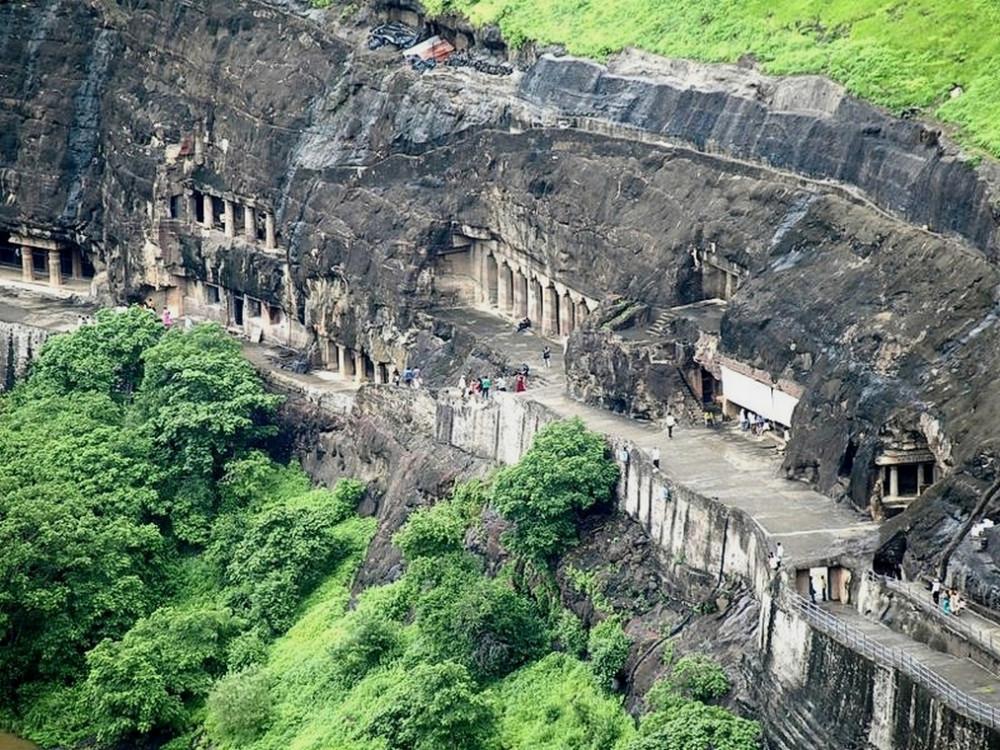 Adjanta-temple