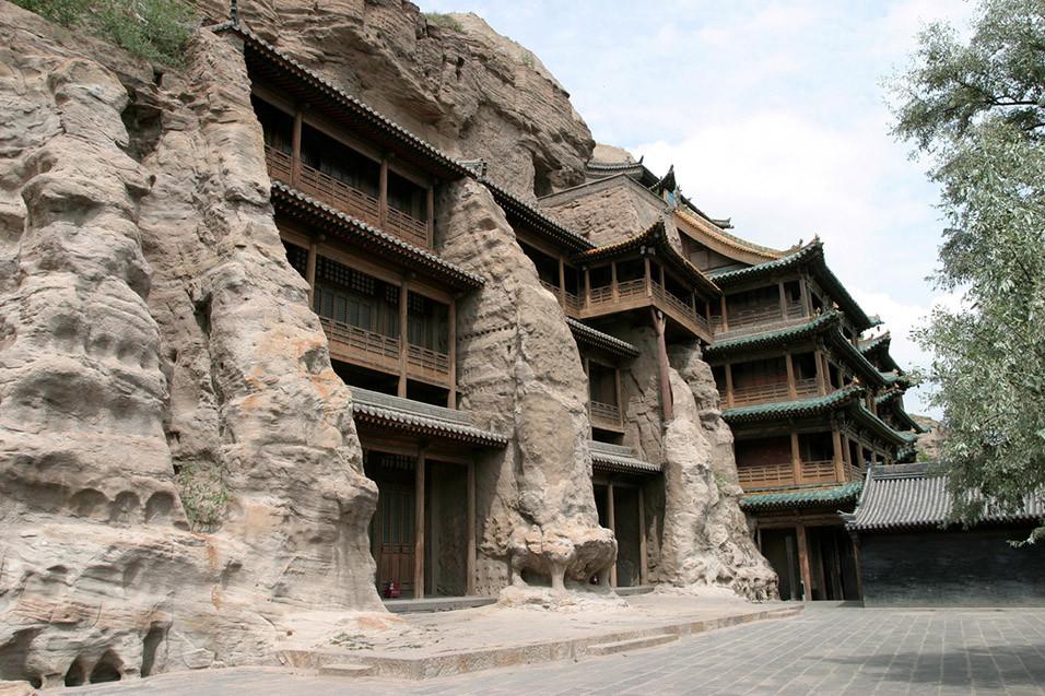 datong_yungang_fasade