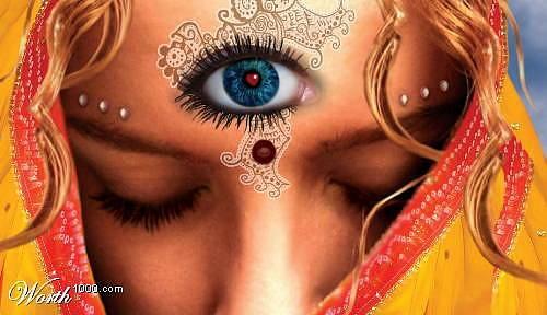 Очаровательный третий глаз