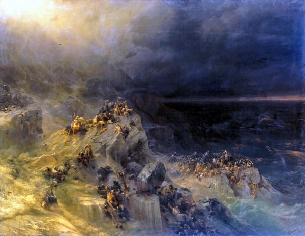 Aivazovsky_-_Deluge