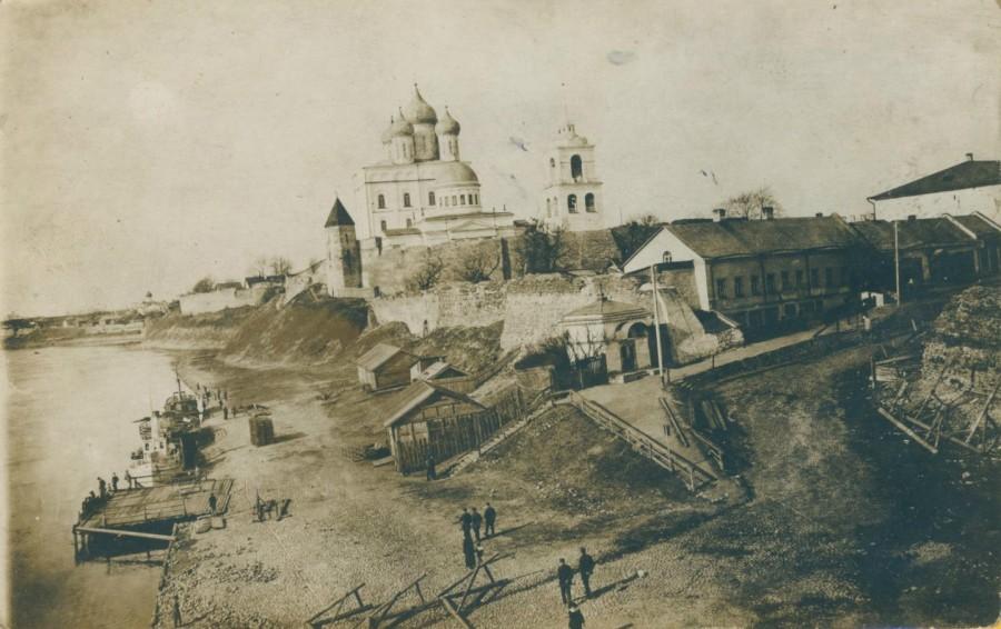 Псков Плешков 1918
