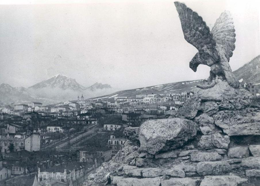 Пятигорск 1945