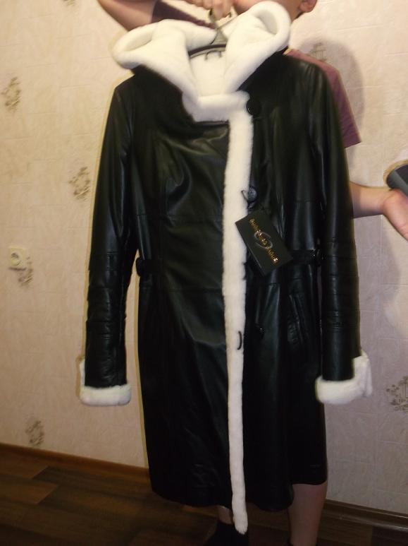 Перешить пальто ::