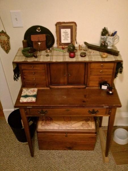 Desk 1