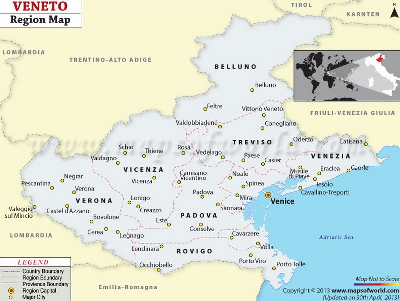 veneto-region-map