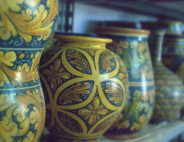 Кальтаджироне керамика