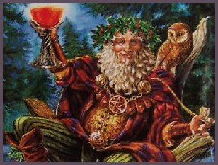 Image result for yule sabbat photos
