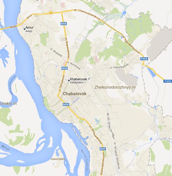 Chabarovsk