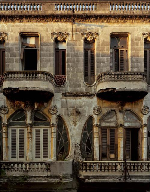 Фасады Гаваны, Michael Eastman, фотографии