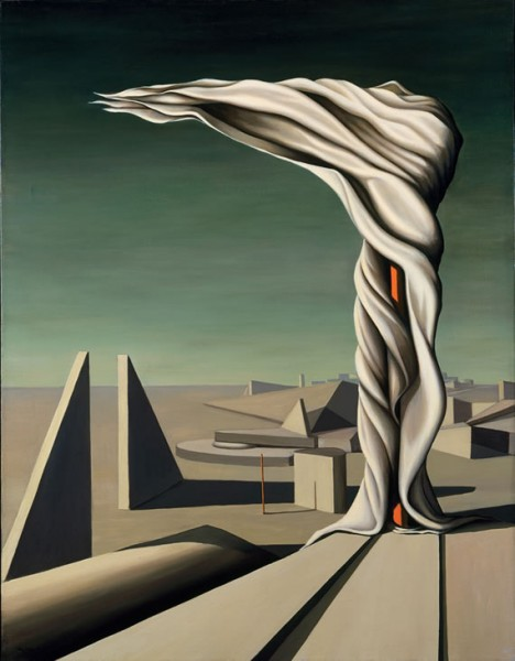 I Saw Three Cities - Kay Sage-1944