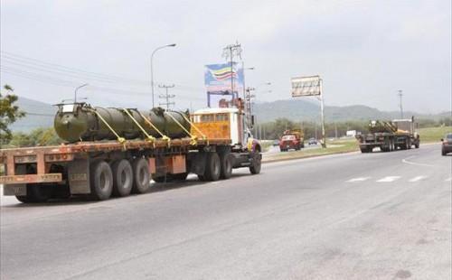 транспортировка в Венесуэле