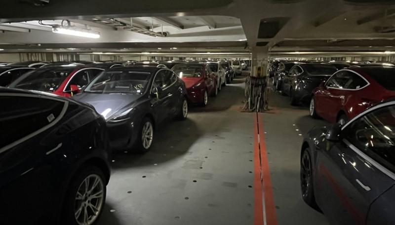 Первые 1,5 тыщи Tesla Model Y — в Норвегии!