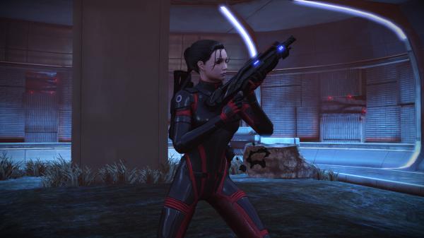Mass Effect LE. Кратко о первой части.