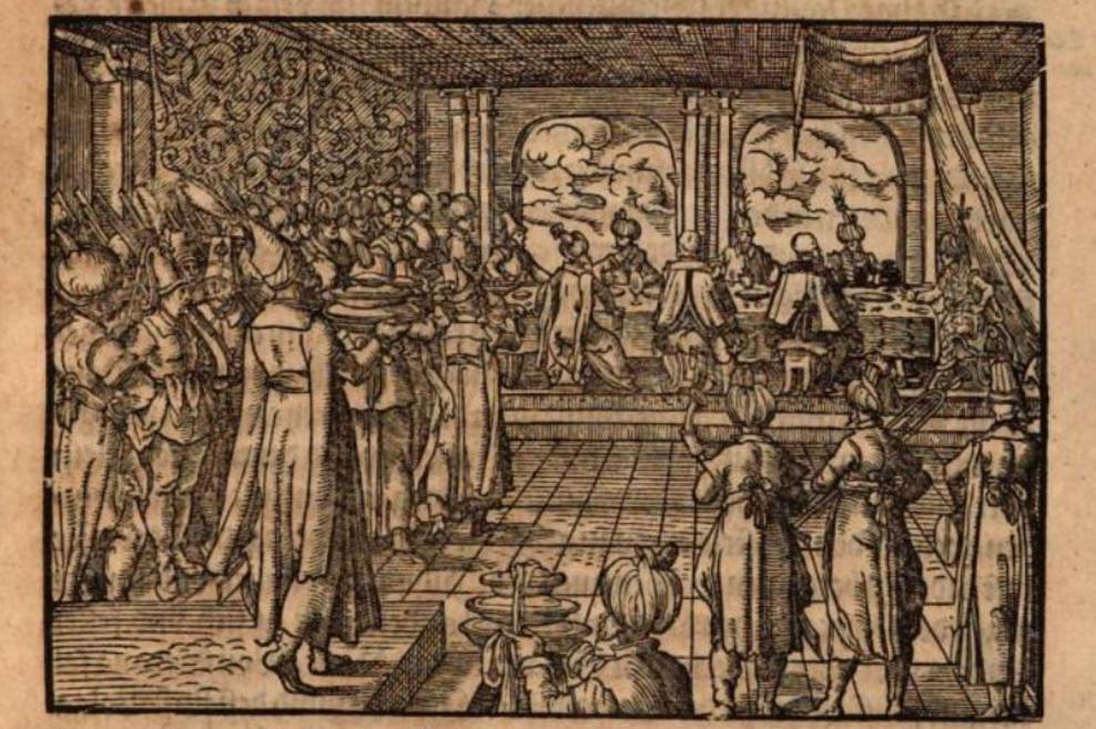Die Moscovitische Chronica   Paolo Giovio  Sigmund von Herberstein02.png