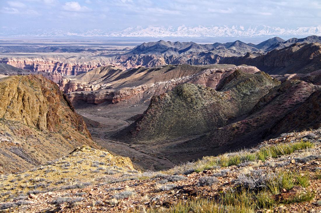 Чарынский каньон 1