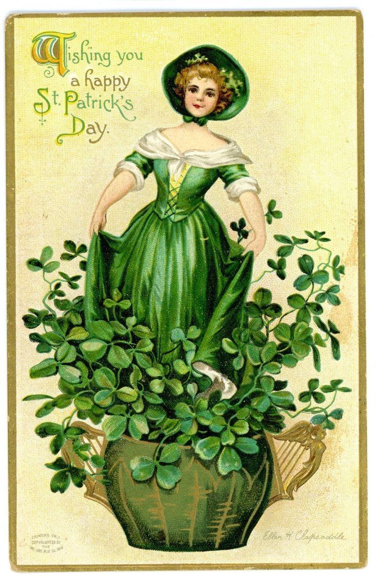 представленные открытки ирландские постараться