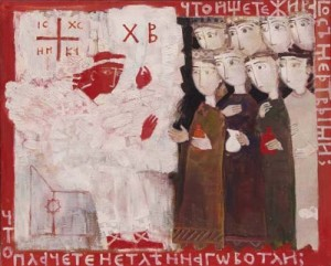 Воскресение Христово (Елена Черкасова)