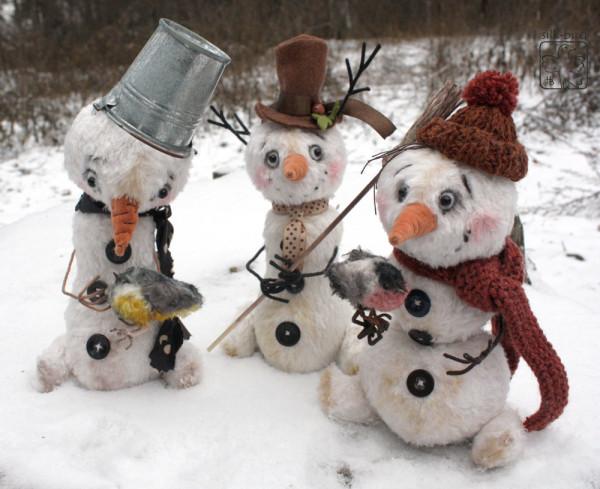 Снеговики-2