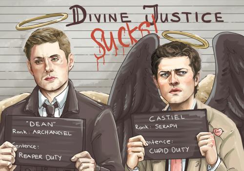 Divine Justice header