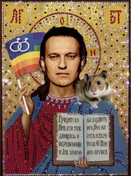 святой Лексей Аномальный