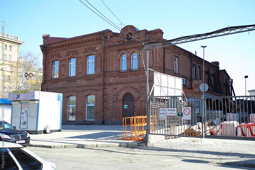 02. 02. Вид здания с улицы Чаплыгина