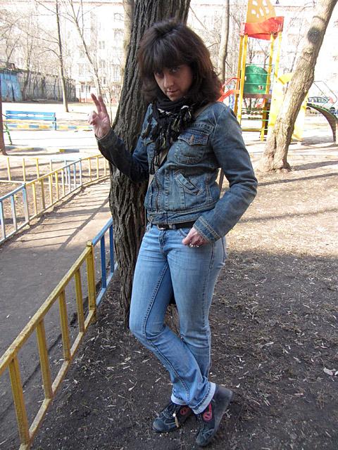 джинсовка