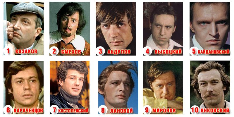 старые-актеры