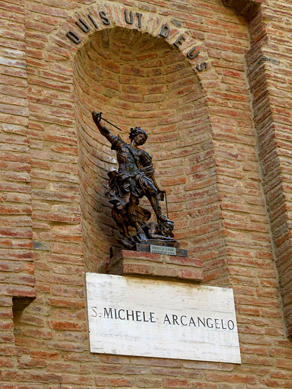 Where to rest in Panicale