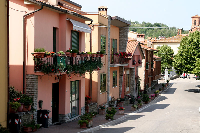 Panicale Attractions