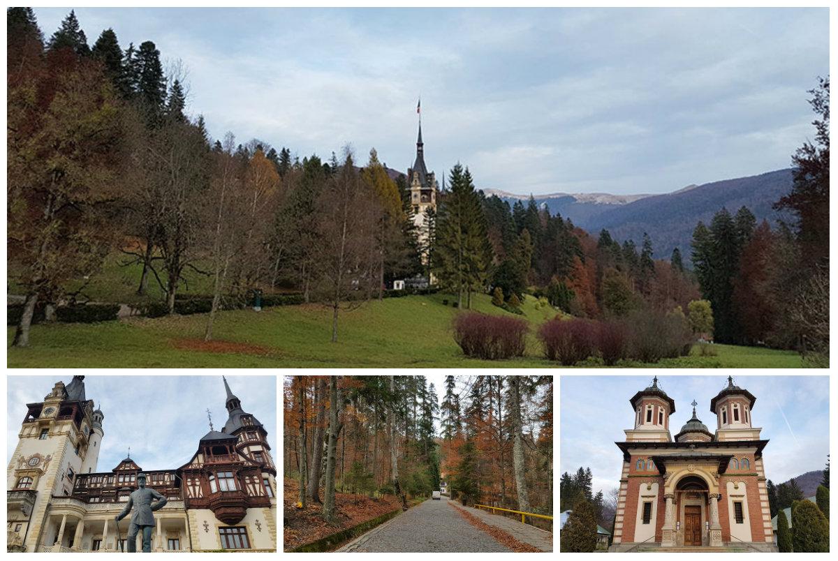 Трансильвания. Синая. О великолепных замках, которые отнял Чаушеску и монастыре, построенном спасенным князем...