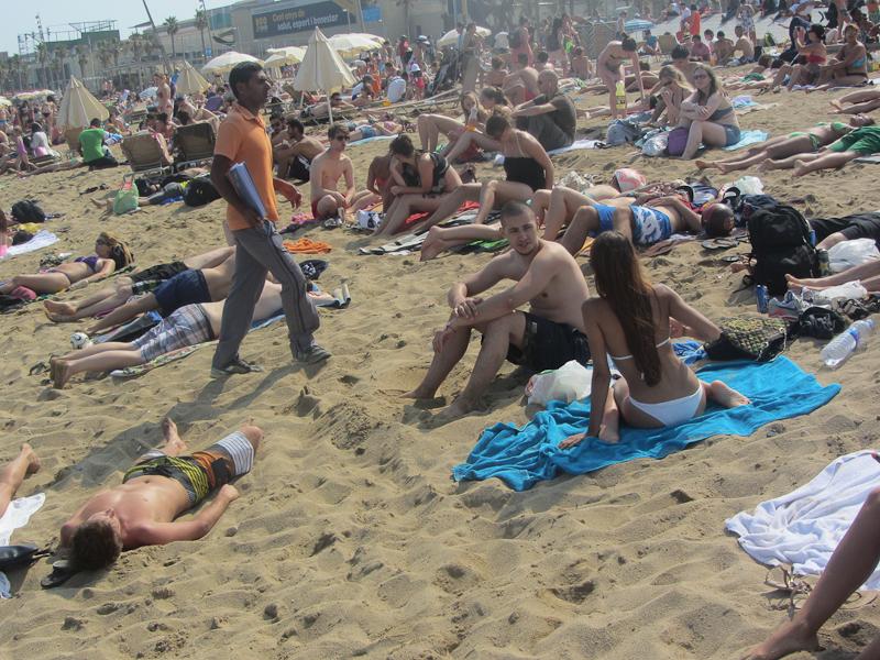 Молодая мама попросила убрать с пляжа собаку. И пожалела. IMG_7997