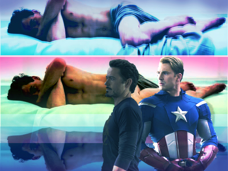 steve tony fanficiton deutsch