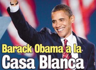 Barack a la Casa Blanca