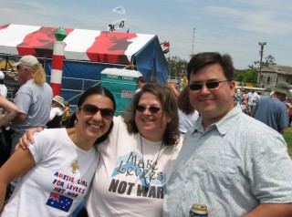 Liz, Dee & Juannie