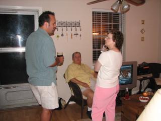 Living Room 08/14/05