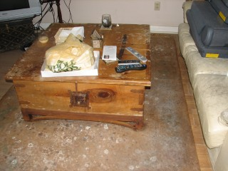 Living Room 09/21/05