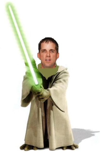 Coach Yoda