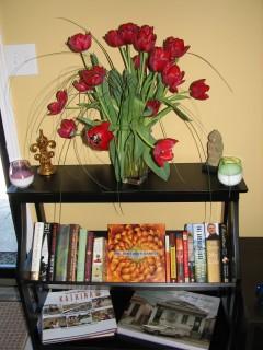 At Last! A Bookshelf!