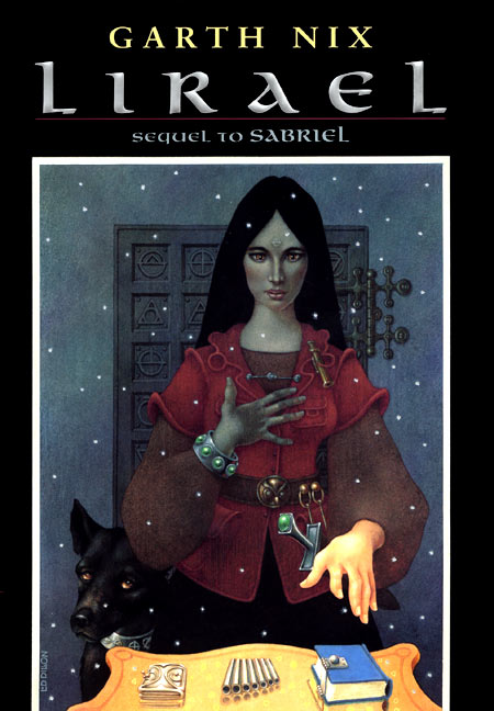 cover of Lirael