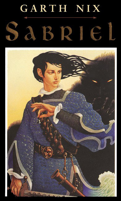 cover of Sabriel