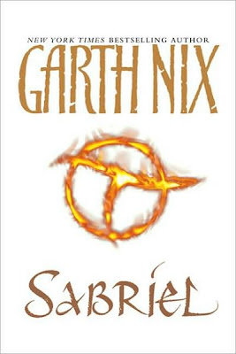 alternate cover of Sabriel