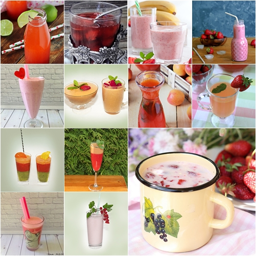page Напитки