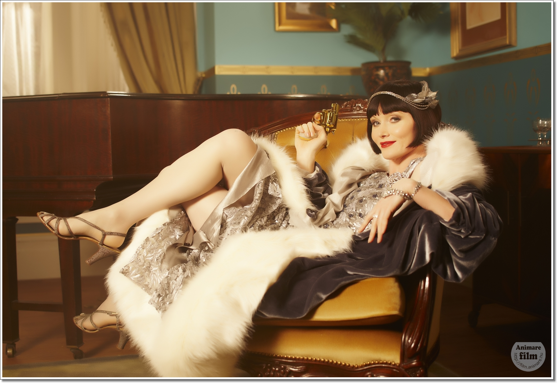kalap-fotel-miss phryne fisher-ozmonda