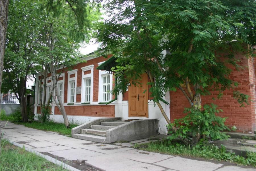 Дом-музей Мамина-Сибиряка