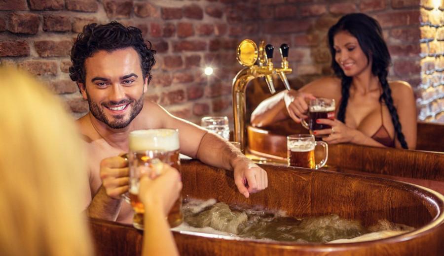 Пяние девушкі в бане 13 фотография